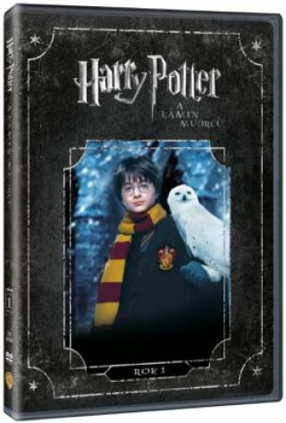 Harry Potter a Kámen mudrců - DVD