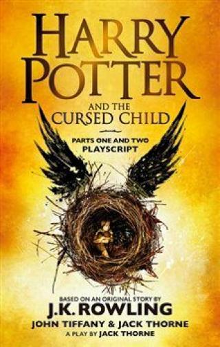 Harry Potter and the Cursed Child (8) - Parts I & II - Joanne K. Rowlingová, John Tiffany, Jack Thorne