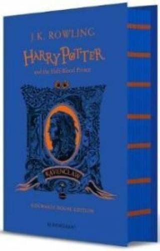 Harry Potter and the Half-Blood Prince - Ravenclaw Edition - Joanne K. Rowlingová