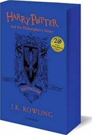 Harry Potter and the Philosophers Stone – Ravenclaw Edition - Joanne K. Rowlingová