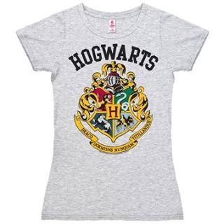 Harry Potter - Hogwarts Logo - tričko dámské