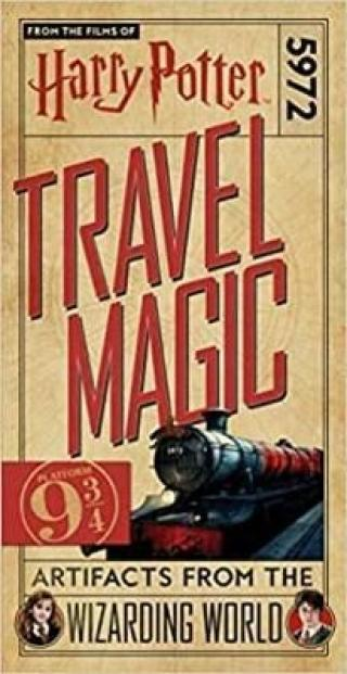 Harry Potter: Travel Magic Platform 9 3/4: Artifacts from the Wizarding World