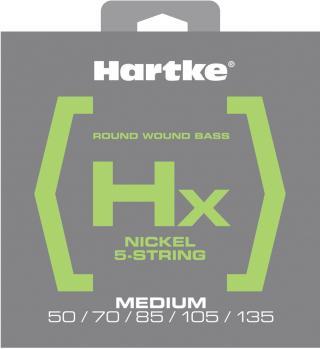 Hartke HX550 Medium 50-135