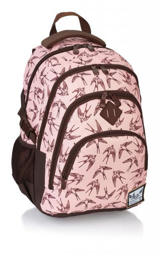 Hash Školní set růžový