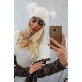 Hat K154 ecru dámské Neurčeno One size