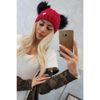 Hat K154 red dámské Neurčeno One size