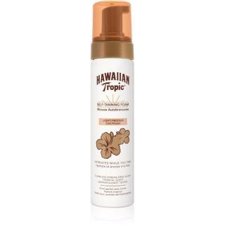 Hawaiian Tropic Self Tanning Foam Light/Medium samoopalovací pěna 200 ml dámské 200 ml
