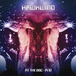 Hawkwind RSD - Hawkwind: At The BBC, 1972  Black