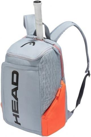 Head Rebel Backpack Grey/Orange
