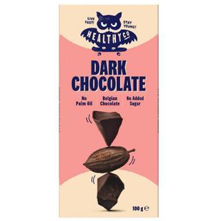 HealthyCo Chocolate 100 g - hořká