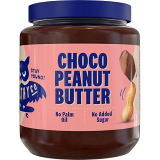 HealthyCo Čokoládovo-arašídové máslo 320 g
