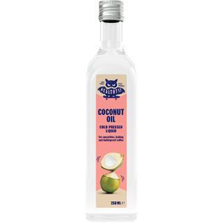 HealthyCo Tekutý kokosový olej za studena lisovaný 250 ml