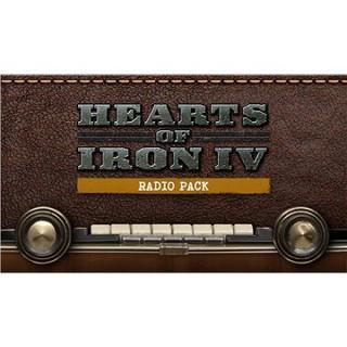Hearts of Iron IV: Radio Pack (PC)  Steam DIGITAL