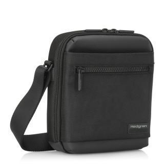 Hedgren Pánská crossbody taška App HNXT01 - černá