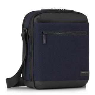 Hedgren Pánská crossbody taška Inc HNXT02 - tmavě modrá
