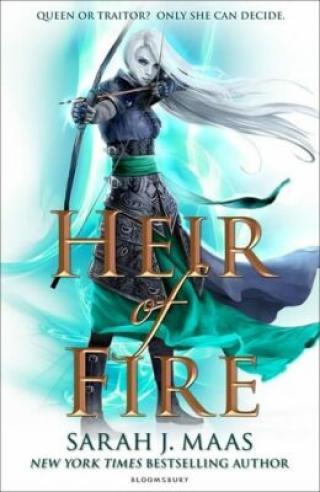 Heir of Fire - Sarah J. Maasová