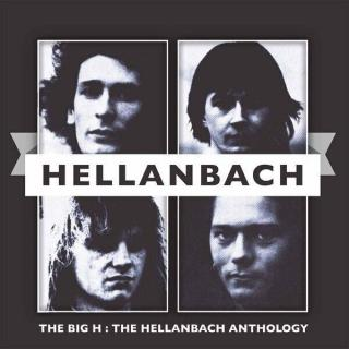 Hellanbach The Big H: The Anthology  Black