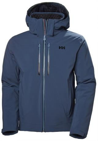 Helly Hansen Alpha Lifaloft Jacket North Sea Blue XL pánské XL