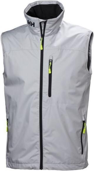 Helly Hansen Crew Vest Grey Fog L pánské L