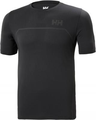 Helly Hansen HP Foil Ocean T-Shirt Ebony M pánské Black M
