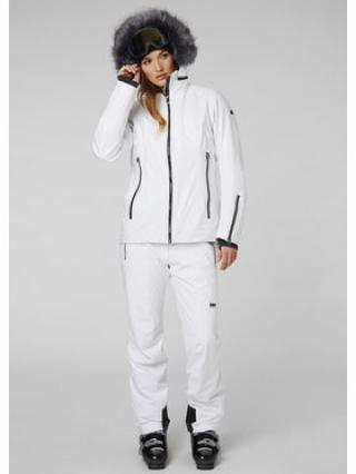 Helly Hansen Lyžařská bunda Snowdancer 65664 Bílá Fitted Fit dámské XS