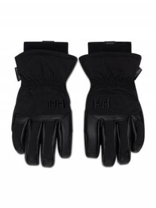 Helly Hansen Lyžařské rukavice W All Mountain Glove 67464-990 Černá XS