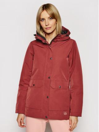Helly Hansen Outdoorová bunda Hovin Insulated 63032 Bordó Regular Fit dámské XS