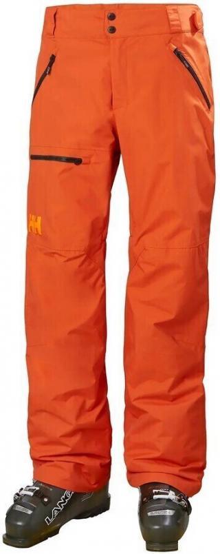 Helly Hansen Sogn Cargo Pant Patrol Orange XL pánské XL