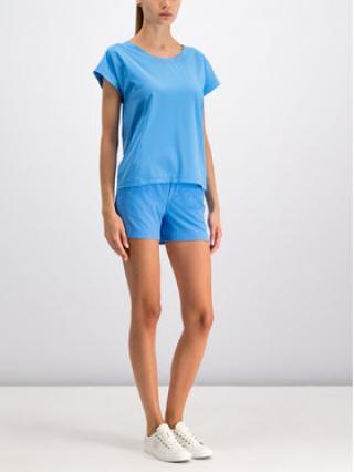 Helly Hansen T-Shirt Siren 34089 Modrá Regular Fit dámské S