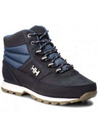 Helly Hansen Trekingová obuv Woodlands 108-07.598 Tmavomodrá dámské 36