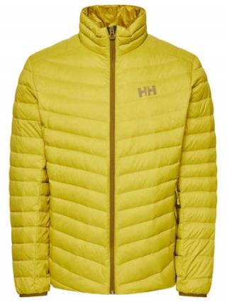 Helly Hansen Vatovaná bunda Verglas 63006 Žlutá Regular Fit pánské L