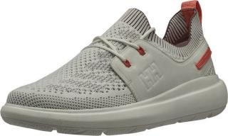 Helly Hansen W Spright One Shoe Off White/Penguin/Fusion Coral 40.5 dámské Grey 40,5