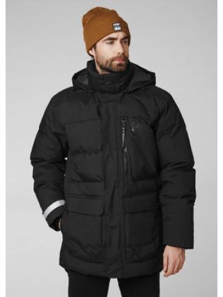 Helly Hansen Zimní bunda Tromsoe 53074 Černá Regular Fit pánské XL