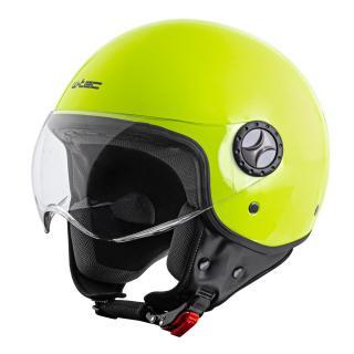 Helma Na Skútr W-Tec Fs-701Fy Fluo Yellow  Fluo Zelená  Xs