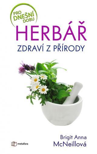 Herbář -- Zdraví z přírody - McNeillová Anna Brigit