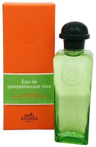 Hermes Eau De Pamplemousse Rose - kolínská voda s rozprašovačem 100 ml
