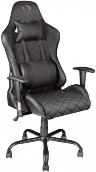 Herní křesla herní židle trust gxt707g resto, šedá