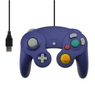 Herní ovladač pro PC, TV a mobilní telefon - 3 barvy Barva: modrá