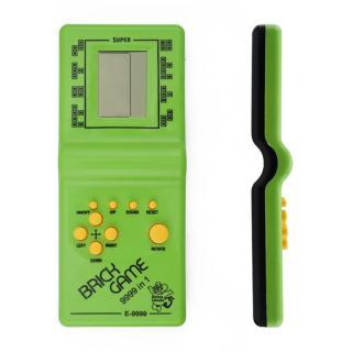 Herní retro konzole - Tetris Barva: zelená