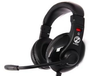 Herní sluchátka Zalman ZM-HPS200 černé