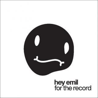 Hey Emil For The Record / Vinyl LP Black