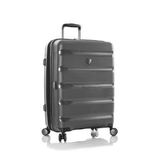 Heys Cestovní kufr Metallix M Gunmetal 83 l šedá