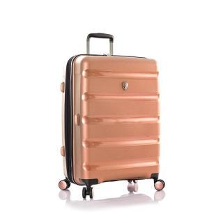 Heys Cestovní kufr Metallix M Rose Gold 83 l zlatá