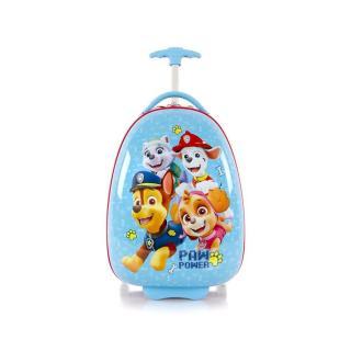 Heys Dětský kabinový cestovní kufr Kids Paw Patrol 2w Light blue 2 13 l modrá