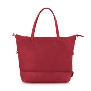 Heys HiLite Zip Packaway Tote Red/Grey červená
