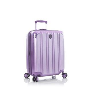 Heys Kabinový cestovní kufr DuoTrak S Lilac 57 l fialová