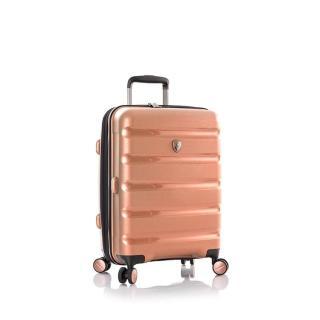 Heys Kabinový cestovní kufr Metallix S Rose Gold 50 l zlatá