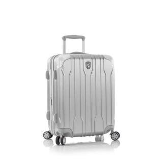 Heys Kabinový cestovní kufr Xtrak S Silver 57 l stříbrná