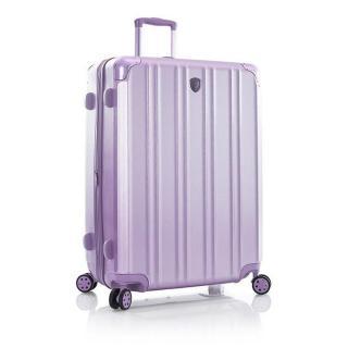 Heys Skořepinový cestovní kufr DuoTrak L Lilac 144 l fialová
