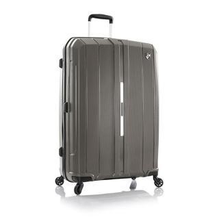 Heys Skořepinový cestovní kufr Maximus L Grey 114 l šedá